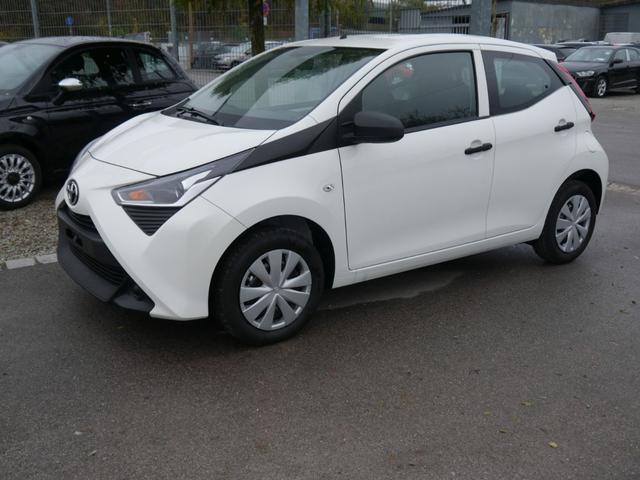Toyota Aygo      1.0 VVT-i X * 5-TÜRER KLIMA RADIO BORDCOMPUTER