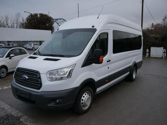 Ford Transit 460 L4 HDT 2.2 TDCi DPF TREND * 18-SITZER SCHIEBEDACH PDC RÜCKFAHRKAMERA SITZHEIZUNG