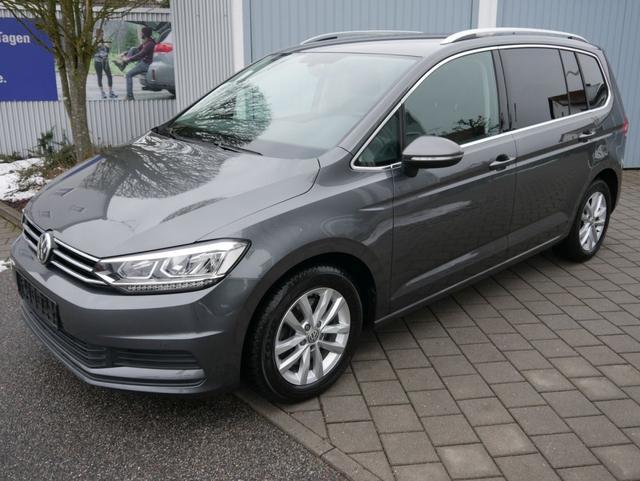 Gebrauchtfahrzeug Volkswagen Touran - 1.4 TSI COMFORTLINE   BMT VOLL-LED PDC SITZHEIZUNG TEMPOMAT 7-SITZER