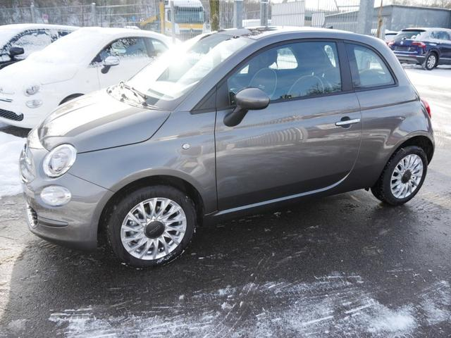 Lagerfahrzeug Fiat 500 - Hybrid 1.0 GSE N3 LOUNGE   UCONNECT LIVE & LINK-SYSTEM TEMPOMAT START-& STOPP 15 ZOLL