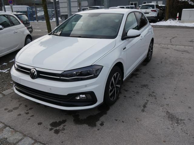 Volkswagen Polo      1.5 TSI ACT DSG HIGHLINE * R-LINE EXTERIEUR ACC LED KAMERA PDC SHZG APP-CONNECT