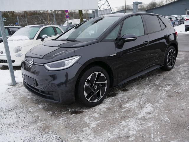 Volkswagen ID.3      PRO PERFORMANCE BUSINESS * ACC MATRIX LED NAVI KAMERA 18 ZOLL PDC LENKRADHEIZUNG DACH SCHWARZ