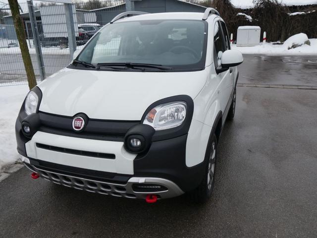 Fiat Panda      0.9 8V TwinAir Turbo CROSS 4x4 * KLIMAAUTOMATIK START-& STOPP NEBELSCHEINWERFER