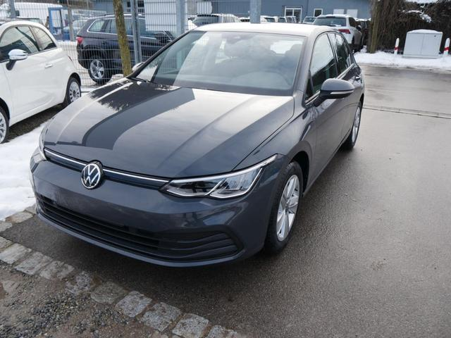 Volkswagen Golf      VIII 1.0 TSI LIFE * ACC LED WINTERPAKET RÜCKFAHRKAMERA LENKRADHEIZUNG