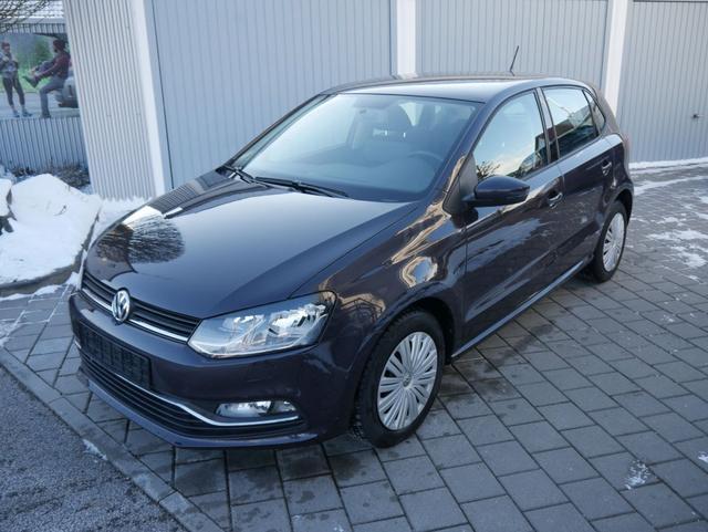 Gebrauchtfahrzeug Volkswagen Polo - V 1.2 TSI COMFORTLINE   BMT WINTERPAKET SITZHEIZUNG KLIMA