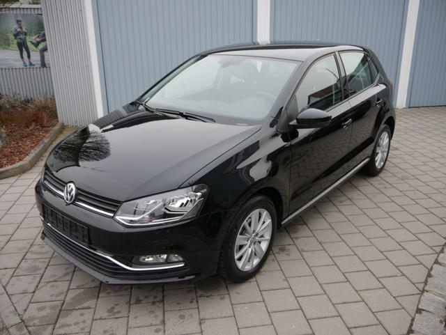 Gebrauchtfahrzeug Volkswagen Polo - V 1.2 TSI HIGHLINE   BMT WINTERPAKET PARKTRONIC SITZHEIZUNG LM-FELGEN 15 ZOLL