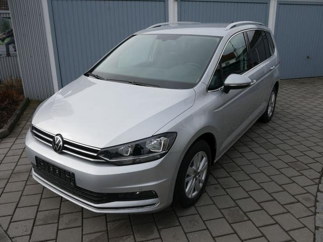 Lagerfahrzeug Volkswagen Touran - 1.5 TSI ACT DSG HIGHLINE   ACC AHK NAVI 7-SITZER PARKTRONIC SITZHEIZUNG