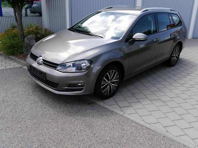 Gebrauchtfahrzeug Volkswagen Golf Variant - VII 1.4 TSI DSG ALLSTAR   BMT NAVI PARK ASSIST SITZHEIZUNG TEMPOMAT