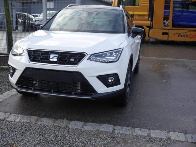 Lagerfahrzeug Seat Arona - 1.0 EcoTSI FR   ACC KESSY 18 ZOLL NAVI VOLL-LED PARKLENKASSISTENT RÜCKFAHRKAMERA