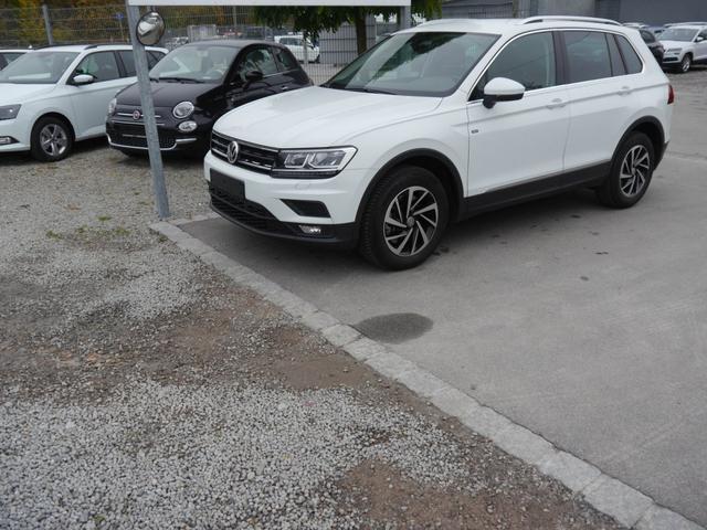 Gebrauchtfahrzeug Volkswagen Tiguan - 2.0 TSI DSG 4MOTION JOIN   LED-SCHEINWERFER NAVI PDC SHZG 5 JAHRE GARANTIE