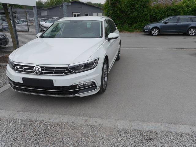 Gebrauchtfahrzeug Volkswagen Passat Variant - 2.0 TDI DPF SCR HIGHLINE   BMT R-LINE EXTERIEUR BUSINESS PREMIUM-PAKET 18 ZOLL