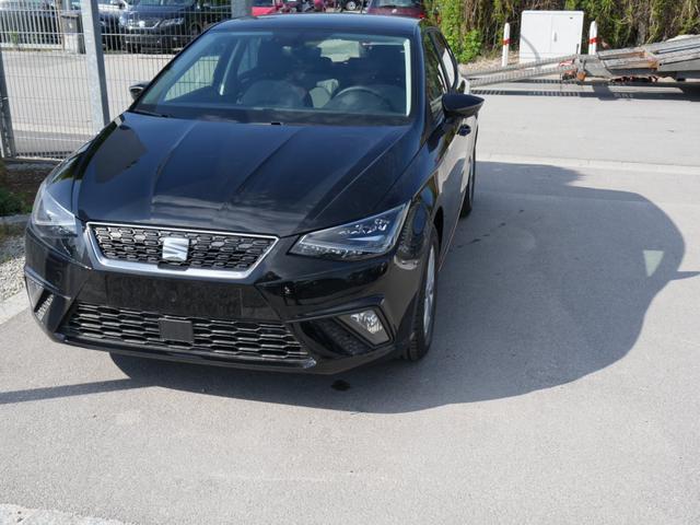 Lagerfahrzeug Seat Ibiza - 1.0 MPI STYLE   VOLL-LED FULL LINK NAVI PDC TEMPOMAT 15 ZOLL 5 JAHRE GARANTIE