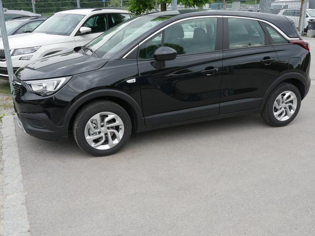 Lagerfahrzeug Opel Crossland X - 1.2 TURBO INNOVATION   NAVI PDC SITZHEIZUNG LENKRADHEIZUNG TEMPOMAT