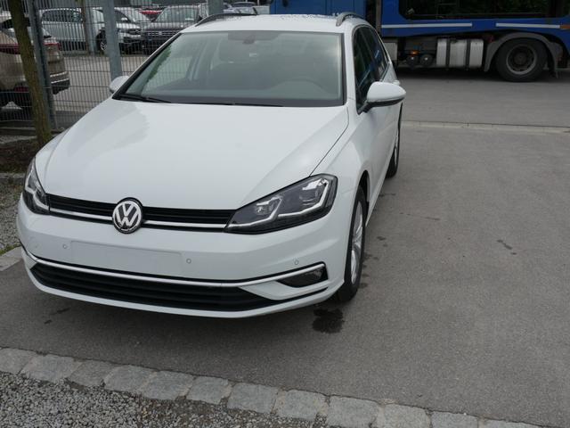 Lagerfahrzeug Volkswagen Golf Variant - VII 1.5 TSI ACT DSG HIGHLINE EDITION   ACC NAVI LED-SCHEINWERFER PDC SHZG