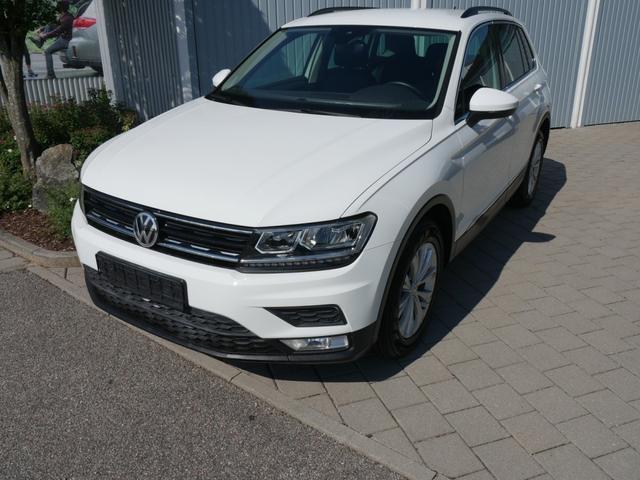 Gebrauchtfahrzeug Volkswagen Tiguan - 1.4 TSI ACT BMT COMFORTLINE   LED WINTERPAKET NAVI KEYLESS ACCESS PDC