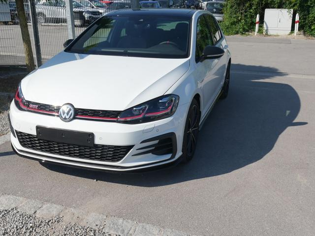 Volkswagen Golf      VII 2.0 TSI DSG GTI TCR * ACC PANORAMA NAVI KAMERA LED ACTIVE INFO DISPLAY 18 ZOLL