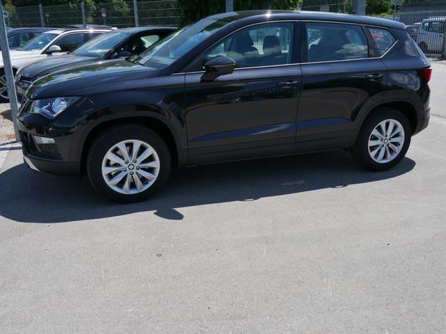 Lagerfahrzeug Seat Ateca - 1.5 EcoTSI DSG ACT STYLE   4DRIVE WINTERPAKET FULL-LINK-NAVI PDC SHZG TEMPOMAT