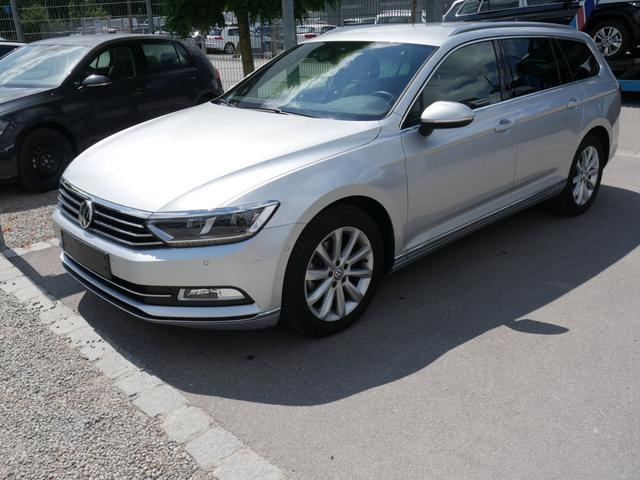 Gebrauchtfahrzeug Volkswagen Passat Variant - 1.5 TSI DSG HIGHLINE   BUSINESS-PREMIUM ACC LED NAVI KAMERA PARK ASSIST
