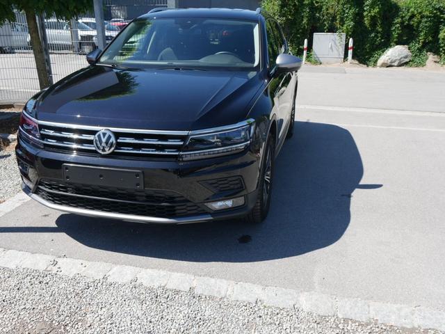 Gebrauchtfahrzeug Volkswagen Tiguan Allspace - 2.0 TDI DPF DSG 4MOTION COMFORTLINE   AHK LED NAVI ACC 7-SITZER