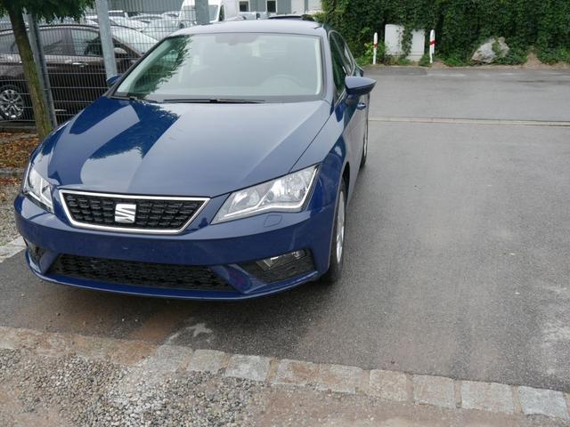 Lagerfahrzeug Seat Leon - 1.0 TSI REFERENCE   PDC WINTERPAKET SITZHEIZUNG TEMPOMAT KLIMAAUTOMATIK