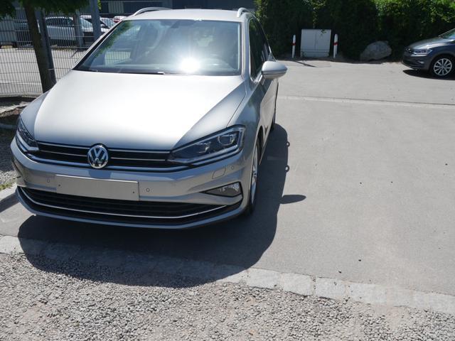 Gebrauchtfahrzeug Volkswagen Golf Sportsvan - 1.5 TSI ACT DSG HIGHLINE   BUSINESS-PREMIUM ACC LED NAVI PDC SITZHEIZUNG