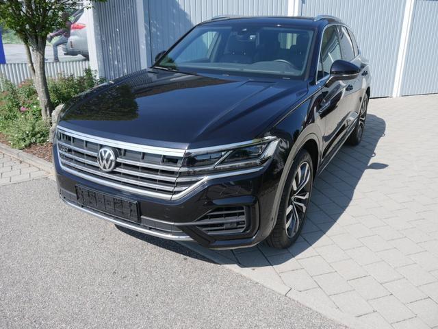 Gebrauchtfahrzeug Volkswagen Touareg - 3.0 V6 TDI SCR 4M R-LINE   LEDERPAKET INNOVISION COCKPIT LUFTFAHRWERK IQ. LIGHT 21 ZOLL PANORAMA AHK