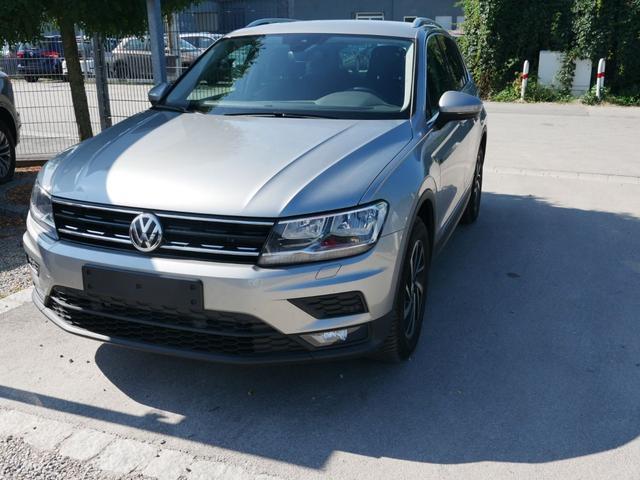 Gebrauchtfahrzeug Volkswagen Tiguan - 1.5 TSI ACT JOIN   AHK ACC NAVI PDC SITZHEIZUNG CLIMATRONIC 5 JAHRE GARANTIE