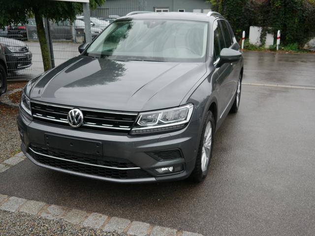 Gebrauchtfahrzeug Volkswagen Tiguan - 2.0 TSI DSG 4MOTION HIGHLINE   BUSINESS-PREMIUM NAVI PARK ASSIST ACTIVE INFO DISPLAY