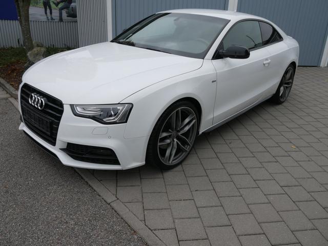 Gebrauchtfahrzeug Audi A5 - Coupe 2.0 TFSI SPORT EDITION PLUS   S-LINE-SPORTPAKET 20 ZOLL NAVI XENON PDC SHZG