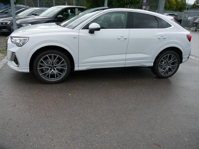 Lagerfahrzeug Audi Q3 Sportback - 45 TFSI QUATTRO S-LINE   ASSISTENZPAKET PANORAMA 20 ZOLL MATRIX-LED