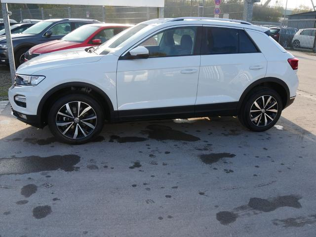 Volkswagen T-Roc      1.5 TSI ACT STYLE * ACC WINTERPAKET APP-CONNECT-NAVI KAMERA PDC SHZG 17 ZOLL
