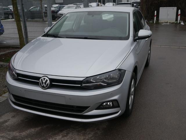 Lagerfahrzeug Volkswagen Polo - 1.0 TSI DSG COMFORTLINE   APP-CONNECT-NAVI PDC SHZG MULTIFUNKTIONS-LEDERLENKRAD