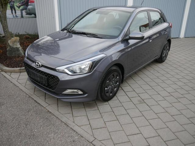 Gebrauchtfahrzeug Hyundai i20 - 1.2 CLASSIC   FRESH SITZHEIZUNG LENKRADHEIZUNG KLIMA BLUETOOTH