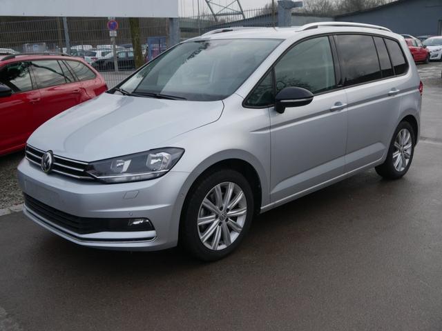 Gebrauchtfahrzeug Volkswagen Touran - 1.5 TSI ACT IQ.DRIVE   BUSINESS-PAKET ACC NAVI PARK ASSIST SHZG 17 ZOLL 7-SITZER