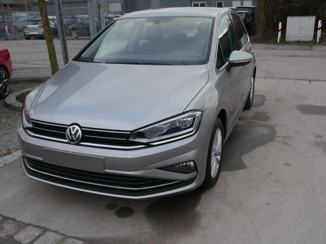 Lagerfahrzeug Volkswagen Golf Sportsvan - 1.5 TSI ACT DSG HIGHLINE   ACC LED NAVI PDC SITZHEIZUNG ERGOACTIVE SITZ