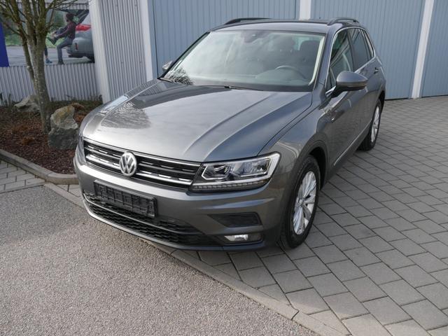 Gebrauchtfahrzeug Volkswagen Tiguan - 1.4 TSI ACT COMFORTLINE   WINTERPAKET NAVI LED-SCHEINWERFER ACC PDC SITZHEIZUNG