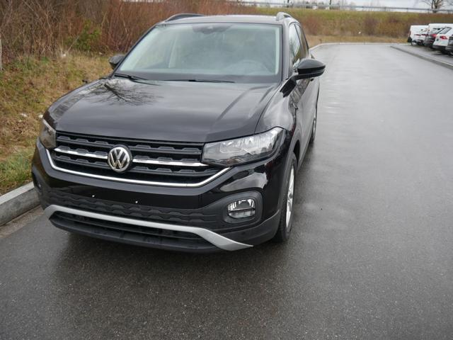 Gebrauchtfahrzeug Volkswagen T-Cross - 1.0 TSI LIFE   ACC WINTERPAKET NAVI PARKTRONIC SITZHEIZUNG KLIMAAUTOMATIK