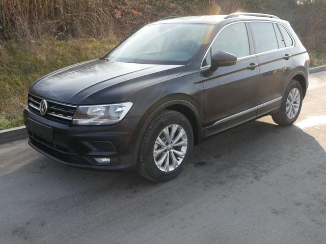 Lagerfahrzeug Volkswagen Tiguan - 1.5 TSI ACT COMFORTLINE   ACC PDC WINTERPAKET SHZG APP-CONNECT KLIMAAUTOMATIK