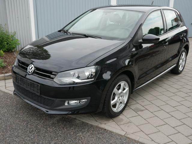 Gebrauchtfahrzeug Volkswagen Polo - V 1.2 COMFORTLINE   TEMPOMAT KLIMA NEBELSCHEINWERFER LM-FELGEN 15 ZOLL