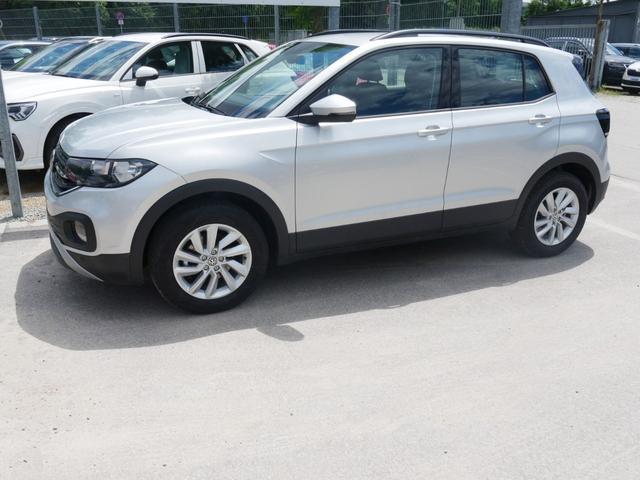 Lagerfahrzeug Volkswagen T-Cross - 1.0 TSI LIFE   PARKTRONIC KLIMAAUTOMATIK 16 ZOLL START & STOPP FRONT ASSIST