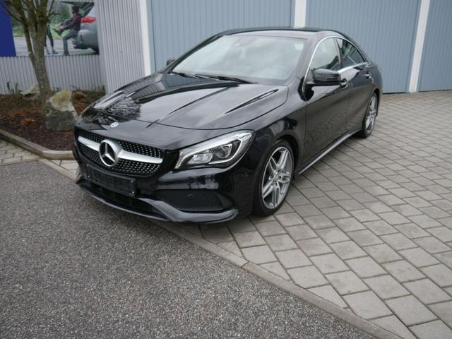 Mercedes-Benz CLA-Klasse      CLA 200 AMG-LINE * 7G-DCT NAVI LED-SCHEINWERFER PARK-ASSISTENT SITZHEIZUNG 18 ZOLL