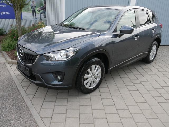 Gebrauchtfahrzeug Mazda CX-5 - 2.2 SKYACTIV-D AWD DPF CENTER-LINE   TOURING-PAKET AHK PARKTRONIC SITZHEIZUNG