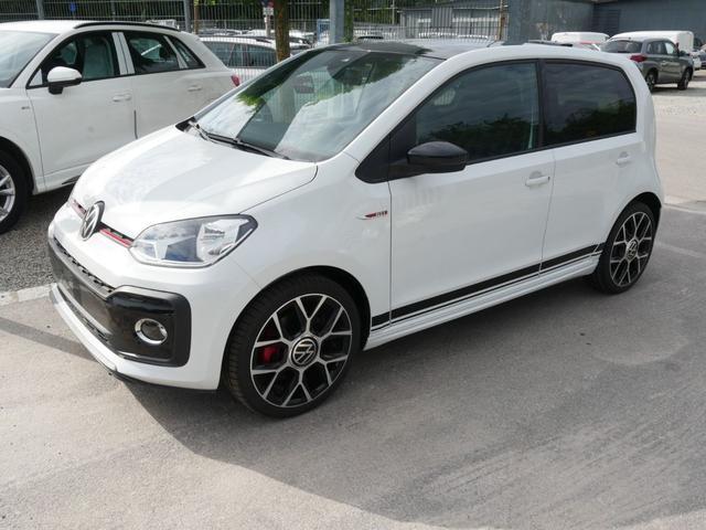 Volkswagen up!      1.0 TSI GTI * FAHRERASSISTENZPAKET RÜCKFAHRKAMERA PDC SHZG DACH SCHWARZ