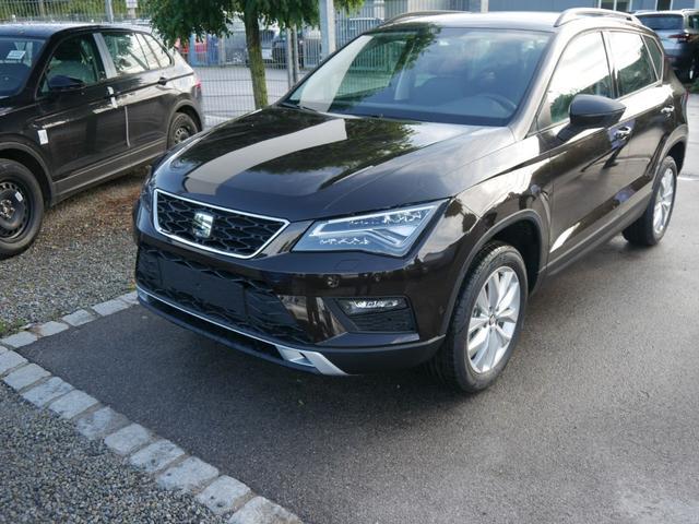 Lagerfahrzeug Seat Ateca - 1.5 EcoTSI ACT STYLE   NAVI VOLL-LED PARKLENKASSISTENT SHZG TEMPOMAT 17 ZOLL