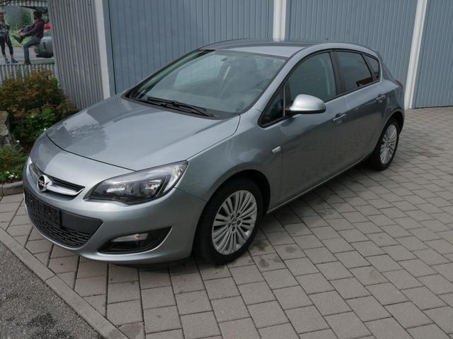 Gebrauchtfahrzeug Opel Astra - 1.4 TURBO EDITION   WINTERPAKET PDC SITZHEIZUNG LENKRADHEIZUNG 17 ZOLL