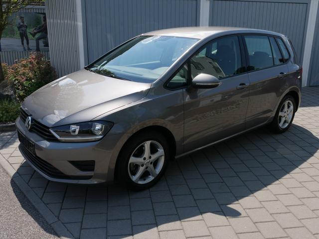 Gebrauchtfahrzeug Volkswagen Golf Sportsvan - 1.2 TSI TRENDLINE   BMT AHK KLIMA LM-FELGEN 16 ZOLL