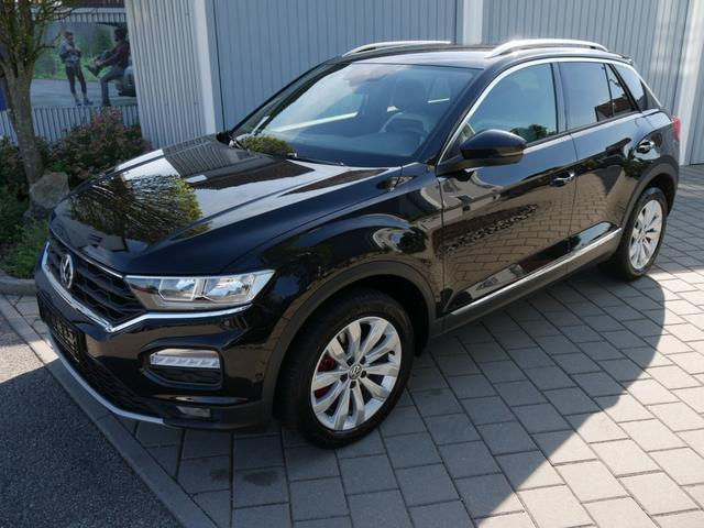 Gebrauchtfahrzeug Volkswagen T-Roc - 1.5 TSI ACT SPORT   ACC NAVI PARK ASSIST WINTERPAKET SITZHEIZUNG DACHRELING