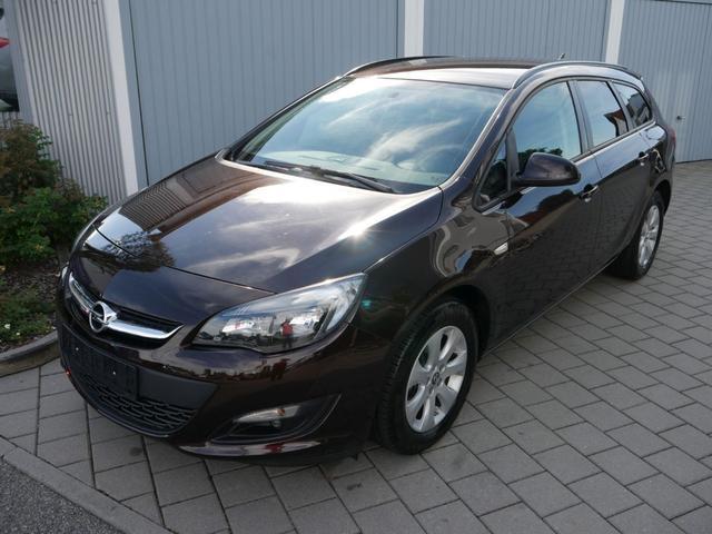 Gebrauchtfahrzeug Opel Astra Sports Tourer - 1.4 TURBO EDITION   NAVI PDC SITZ-& LENKRADHEIZUNG TEMPOMAT