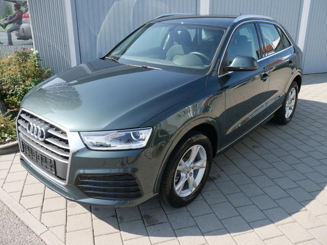 Gebrauchtfahrzeug Audi Q3 - 1.4 TFSI SPORT   KOMFORT-& NAVIGATIONSPAKET XENON PARKTRONIC SITZHEIZUNG TEMPOMAT