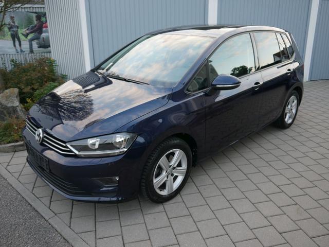 Gebrauchtfahrzeug Volkswagen Golf Sportsvan - VII 1.4 TSI COMFORTLINE   BMT NAVI PDC SHZG STANDHEIZUNG PANORAMA-DACH